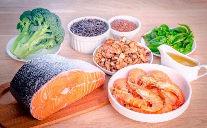 рыбий жир в продуктах
