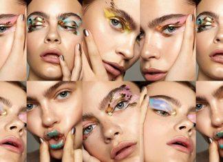 Летний макияж на 2021