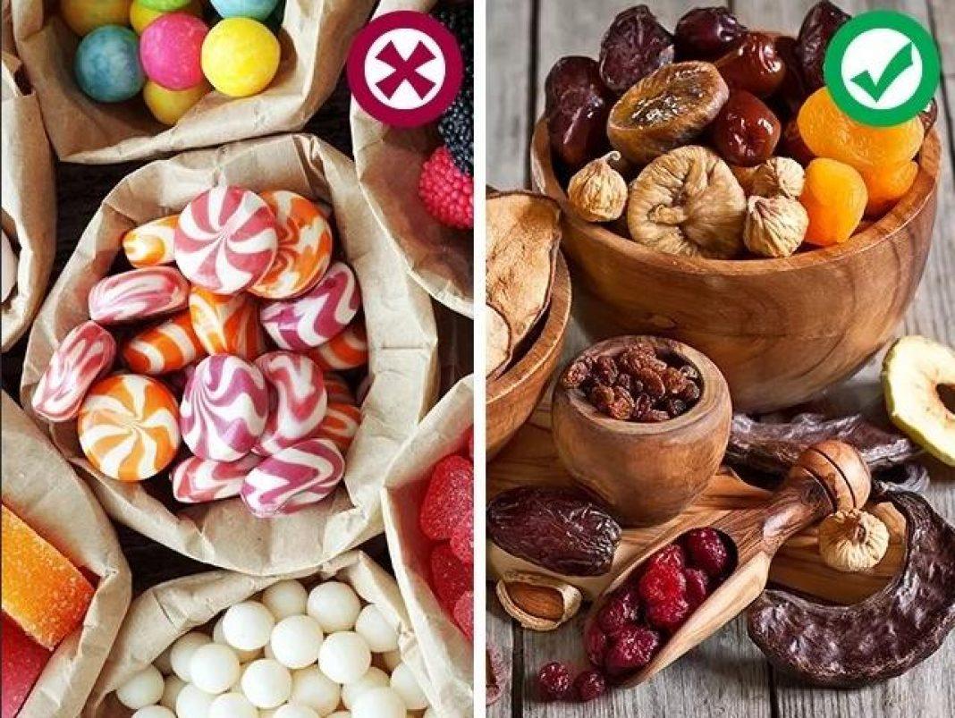 можно ли есть при диете конфеты