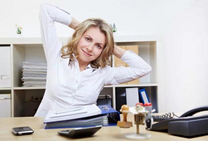 Ученые назвали плюсы сидячей работы