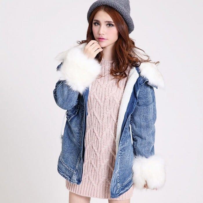 Джинсовые женские куртки 2020