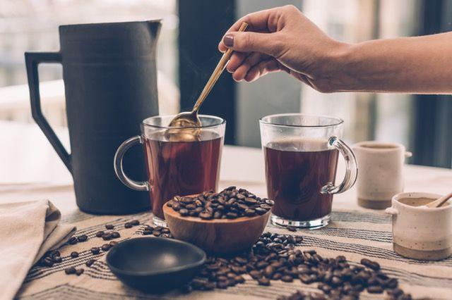 Диета на кофе допускает нахождение на ней от 3 до 14 дней
