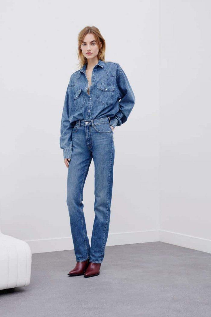 женские джинсы 2020