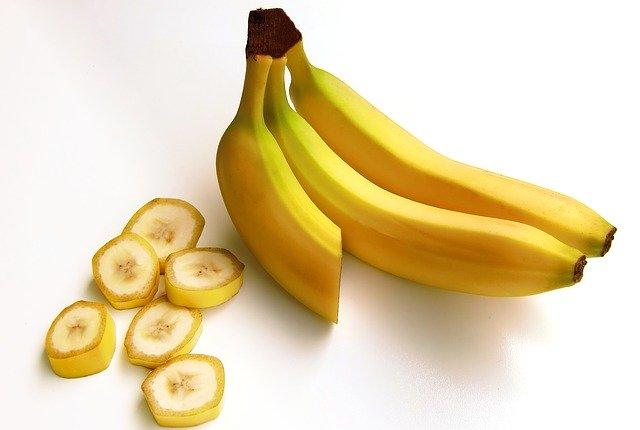 Маска из банана от морщин дома