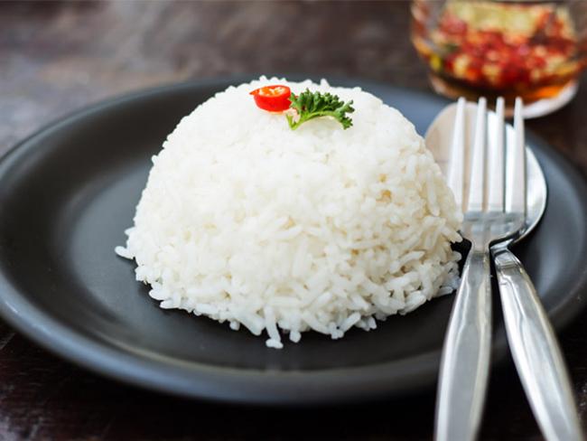 Калорийность вареного риса