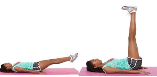 Упражнения для низа живота