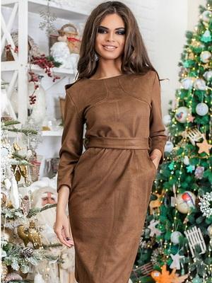 новогоднее платье для Дев