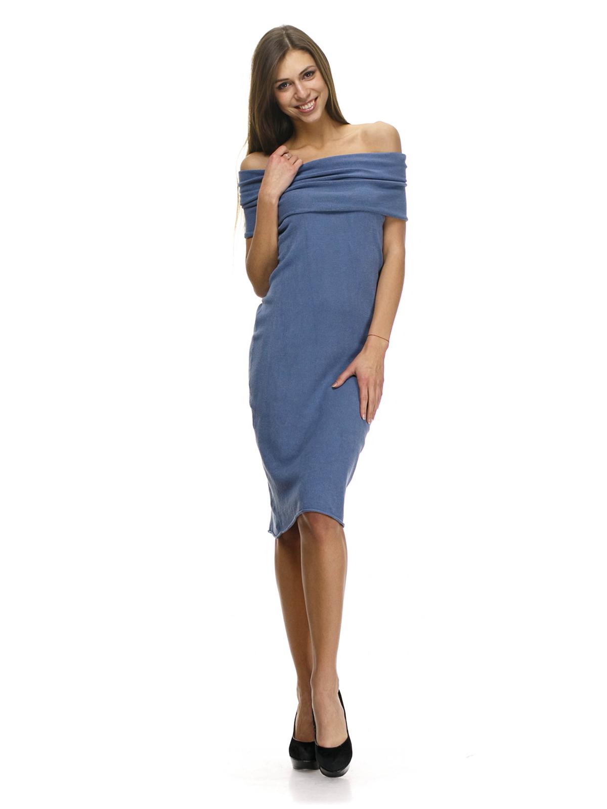 Женственная коллекция трикотажных платьев 2013-2014 (ФОТО)