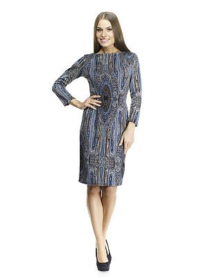 Коллекция платьев Vergans для офиса 2013-2014 (ФОТО)
