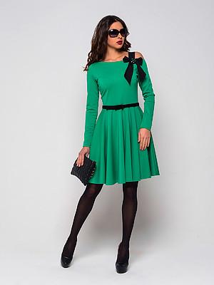 Коллекция изысканных платье к Новому году (ФОТО)