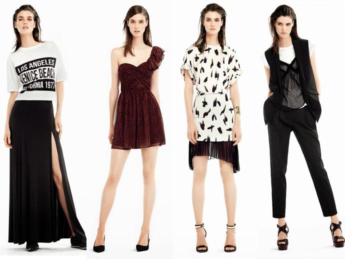 Mango: коллекция платьев