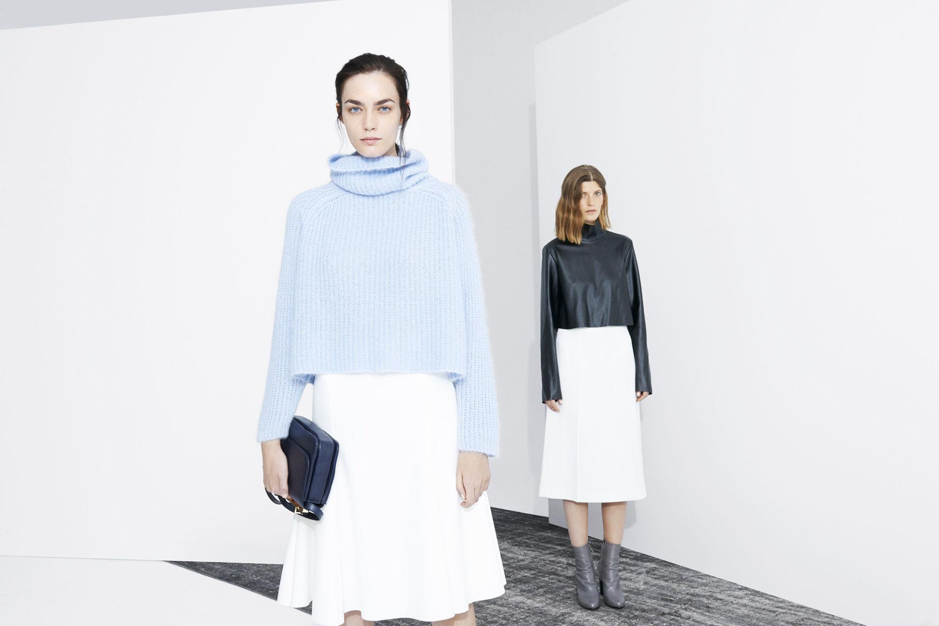 Новая коллекция одежды от Zara: сентябрь 2013 (ФОТО)