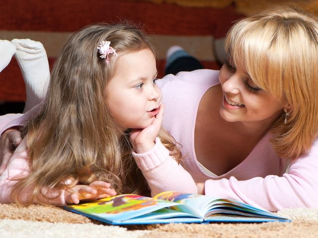 Как заставить ребенка читать книги