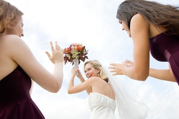 Причина №1 Все подруги уже замужем
