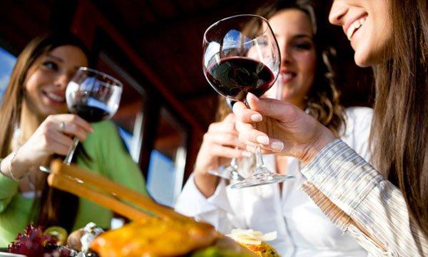 Влияние алкогольных напитков на вес