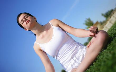 Дыхательная гимнастика: йоговское дыхание