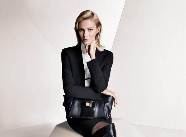 Женская деловая одежда и аксессуары от Hugo Boss 2013