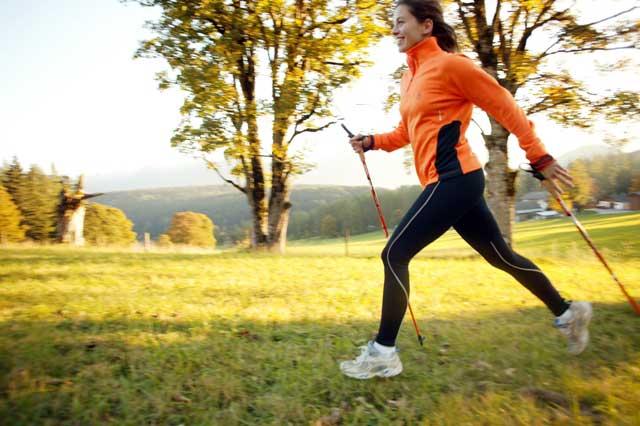 Как сбросить вес с помощью ходьбы