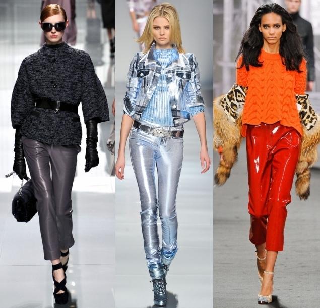 Коллекция женских брюк осень-зима 2013-2014 (ФОТО)