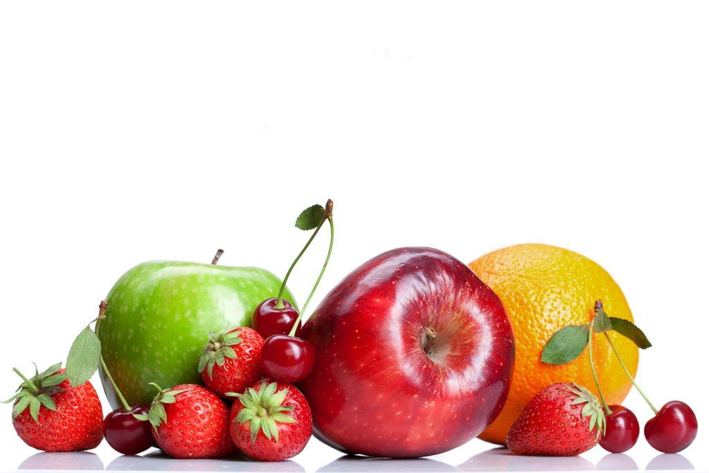 Апельсины и вишни лечат организм