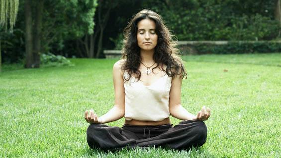 Чем полезан медитация