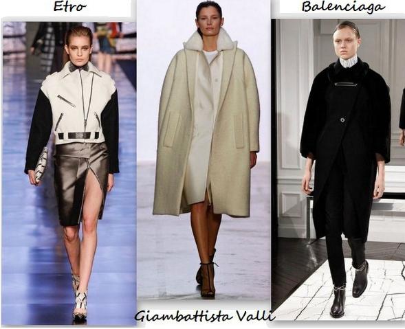 Самая модная верхняя одежда осень-зима 2013-2014 (ФОТО)