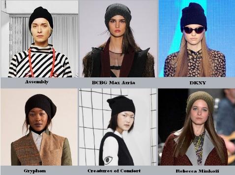 Модные головные уборы осень-зима 2013-2014 (ФОТО)