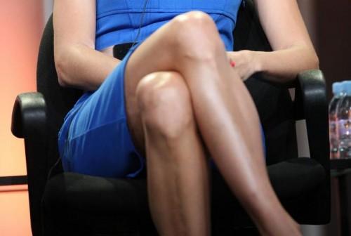 Опасная привычка скрещивать ноги