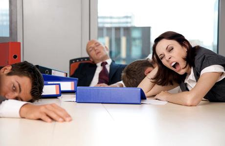 Недосып приводит к старению мозга