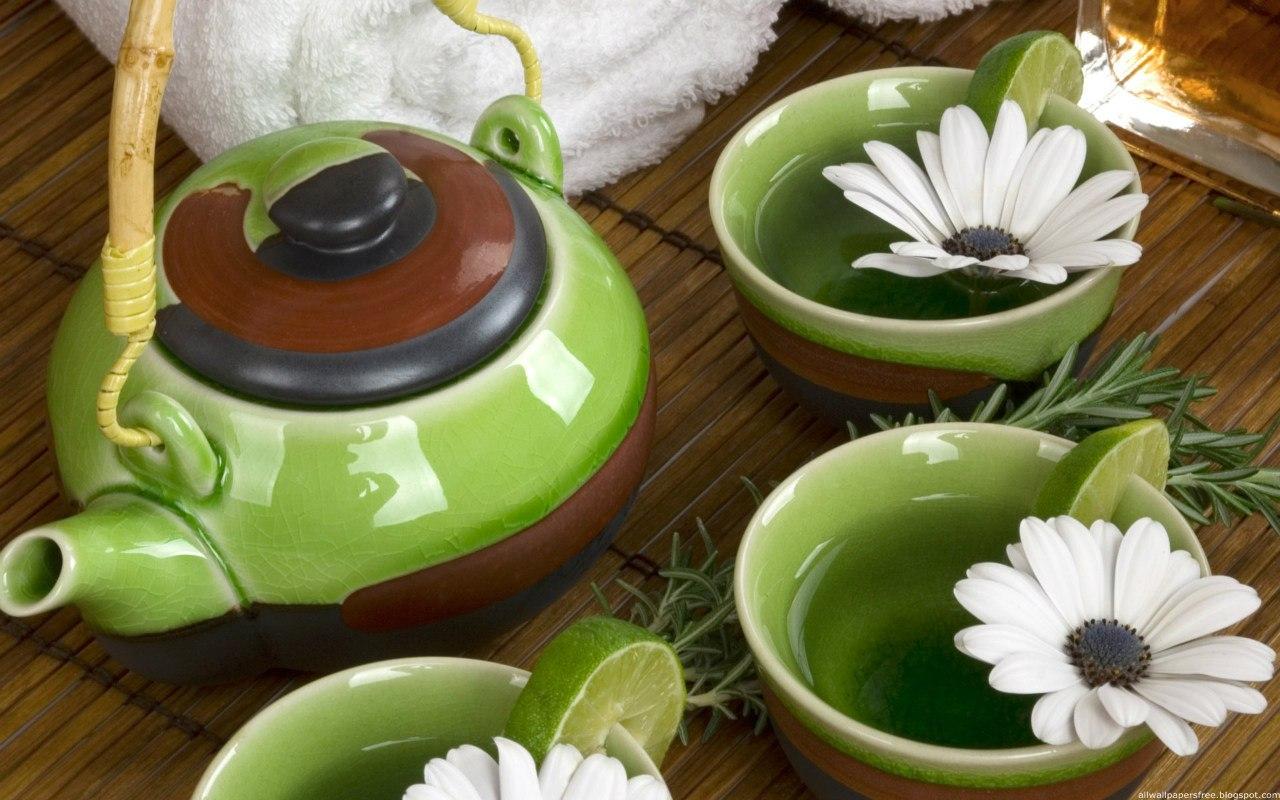 Зеленый чай спасает от рака