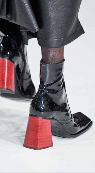 модная-обувь-осень-2020-квадратный-носок