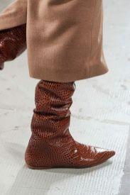 обувь с острым носком осень 2020