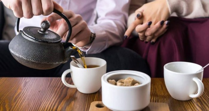 приготовление чая