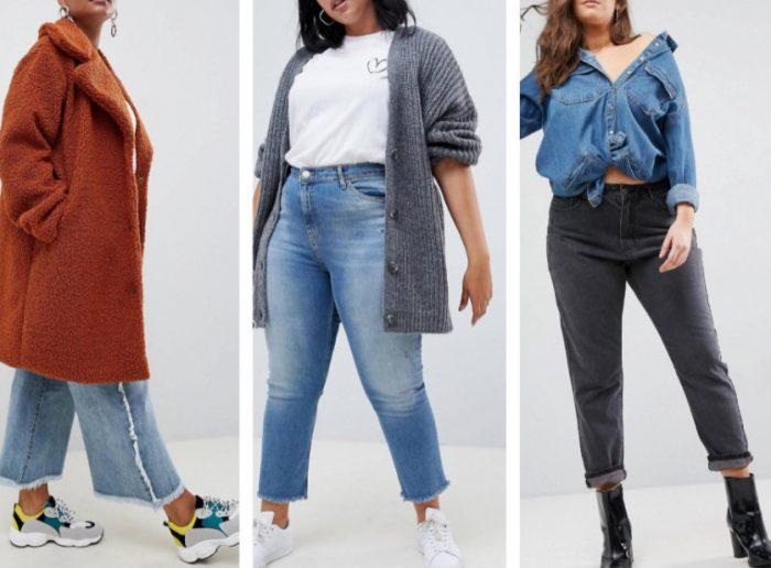 Как выбрать одежду больших размеров